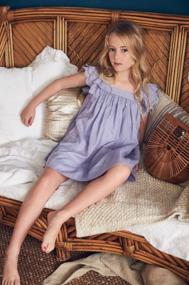 Nellystella Chloe Dress - Wisteria