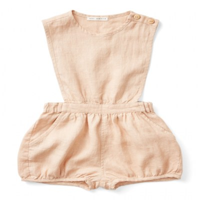 Soor Ploom Fernanda Playsuit Clay